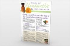 Heilen mit Homöopathie und Heilpflanzen