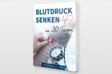 Blutdruck senken in 30 Tagen